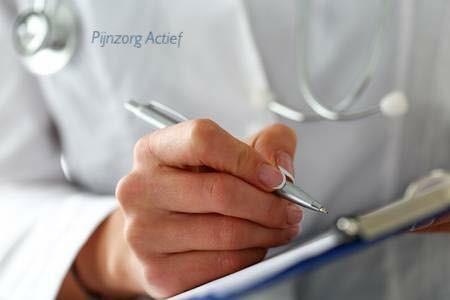 Vergoeding via zorgverzekering pijnbehandeling Pijnzorg Actief